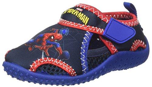 Marvel Aqua, Zapatillas Impermeables Para Niños Blu (Navy)
