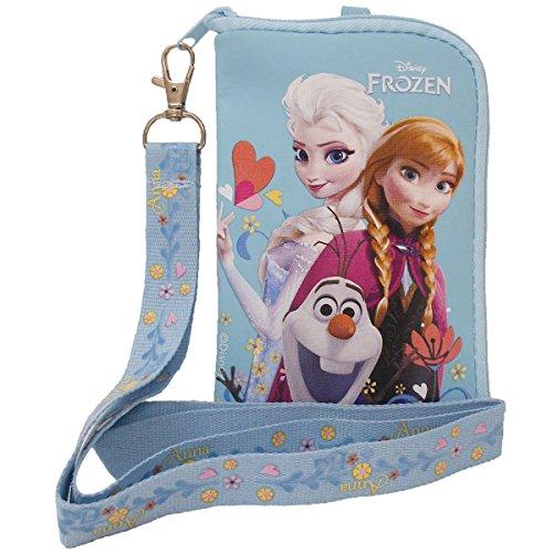Disney Frozen Lanyard Detachable Purse