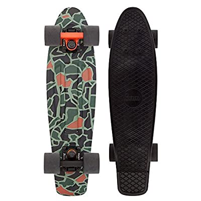 Penny Graphic Skateboard - Not So Camo 22""