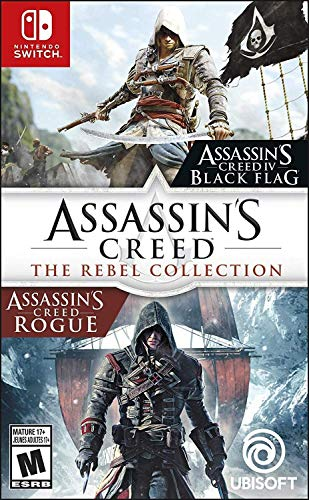 51SsxcyERiL - Assassin's Creed: The Rebel Collection - Nintendo Switch