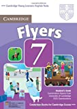 Cambridge Young Learners English Tests 7 Flyers Student's Book, Cambridge ESOL, 0521173752