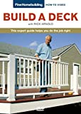 Fine Homebuilding How To Video Series Decks