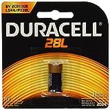 Duracell PX28LBPK Photo Batteries, Size 6.0 Volt