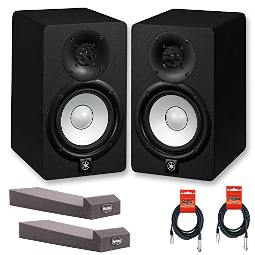 Yamaha Powered Studio Monitors MoPads