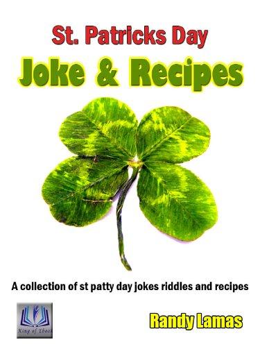 St Patricks Day Jokes & Recipes For March (Lemonade Pie Recipe)