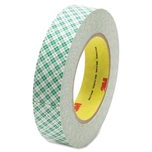 3M Double-Coated Paper Tape 410M2X36 MMM410M2X36 (Pack of 2) by Scotch