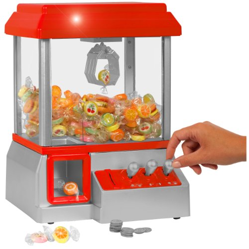 GreatGadgets 2087 - Candy Grabber, rot