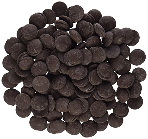 (Oasis Supply Mercken's Chocolate Wafters Candy Making Supplies, Dark, 10)