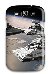 High Quality Shock Absorbing Case For Galaxy S3-star Wars