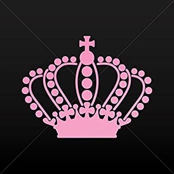 Crown Car Decal Sticker Automotive