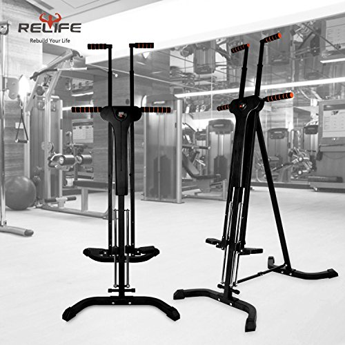 Relife Sports Stair Climber Vertical Climber for Home Gym
