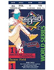 Amazon.com: Sports Collectible Ticket Stubs