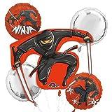 Anagram Ninja Bouquet Of Balloons