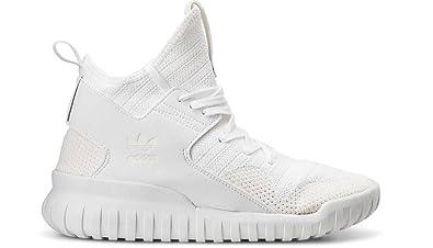 adidas Unisex Hombre' Tubular X Pk (Ftwwht J Gymnastics Zapatos, Bianco (Ftwwht Pk 5c02a2