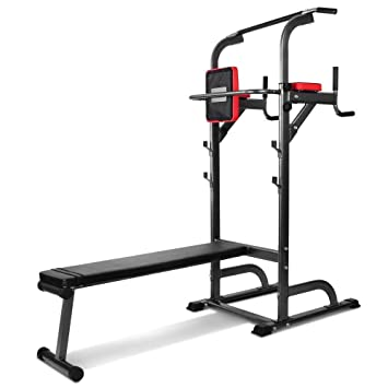 Pullup Fitness Barre De Traction Ajustable Chaise Romaine