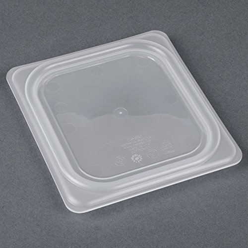 Cambro - Food Pan Seal Cover, Plastic Sixth Size - Translucent - 60PPCWSC-438