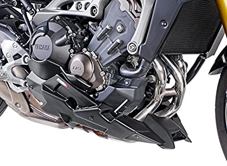PUIG - 7692J : Quilla Yamaha Mt 09 Tracer Abs 15' Color Negro Mate Yamaha -> Mt-09 Tracer (15)
