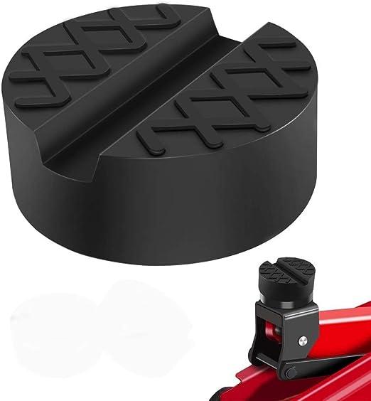 SXYHKJ Goma Gato Hidraulico revestimient de Goma Universal Protector para Elevador Coche - Negro: Amazon.es: Coche y moto