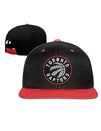 Toronto Raptors Basketball Team Logo Snapback Hip Hop Baseball Caps Red (5 Colors)
