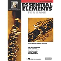 Essential Elements Band with EEi: Comprehensive Band Method, Bb Clarinet Book 2 Bk/Online Media