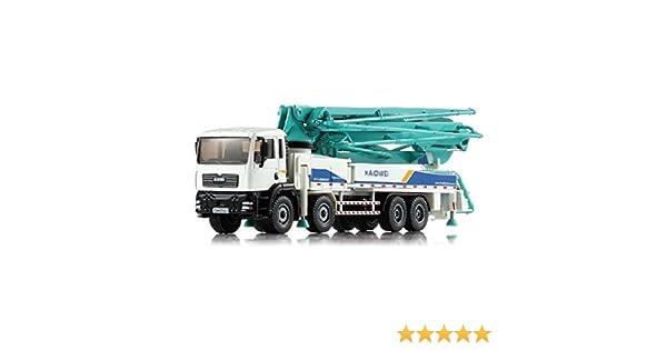 KAIDIWEI Concrete Pump Trucks Construction Vehicle Model Toy 1:55 Scale Diecast