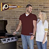 Applied Icon, NFL Washington Redskins Outdoor Pennant Decal