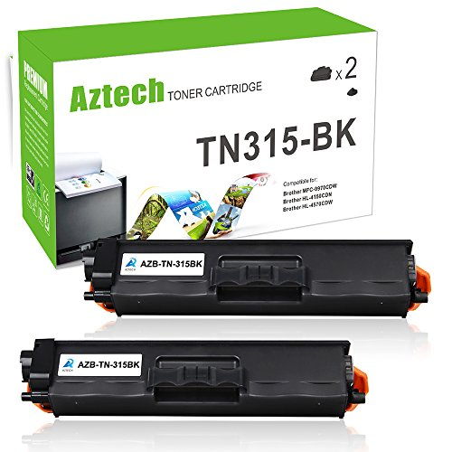 Aztech Replaces Brothers TN315BK TN 315