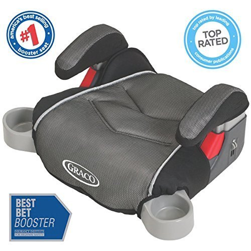 Graco Backless Turbobooster Car Seat (Graco TurboBooster Backless Convertible Car Seat with Cup Holders, Galaxy - Great Booster with Comfortable Cushion Base and Height-adjustable Armrests for Infants and Toddlers - Good Investment)