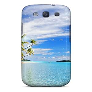 Premium Case For Galaxy S3- Eco Package - Retail Packaging - MoS2174wIEN
