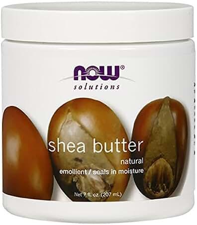 NOW Shea Butter, 7-Ounce