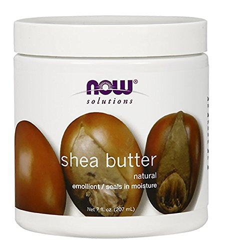 NOW Shea Butter, 7-Ounce
