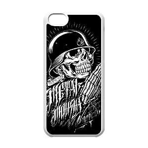 Classic Case Metal Mulisha pattern design For Apple iPhone 5C Phone Case