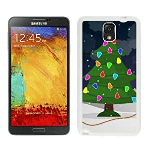 Provide Personalized Customized Christmas Tree White Samsung Galaxy Note 3 Case 31 by icecream design