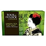 Four O'clock Organic Green Tea – 60 Tea Bag by A2AWorld Green Tea For Sale