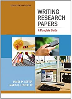 Help with writing research papers lester 15th edition
