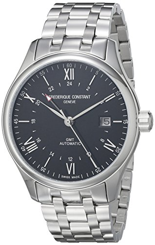 frederique-constant-mens-fc-350b5b6b-classics-black-dial-gmt-stainless-steel-swiss-automatic-watch