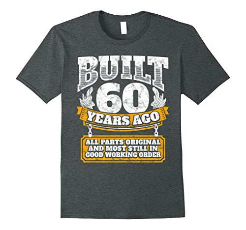 60th Birthday Shirts - 7