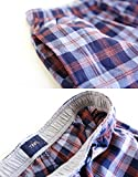 TINFL Boys Plaid Check Soft 100% Cotton Lounge