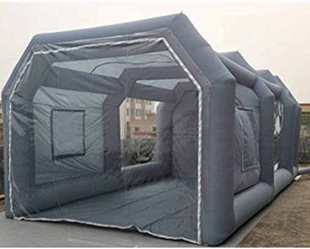 SUQIAOQIAO Impermeables durables inflables de cabinas de ...