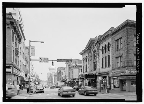 Photo: Gayety Theatre,405 East Baltimore Street,Baltimore,Independent City,MD 1 (Party City Baltimore Md)