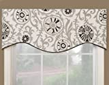 Victor Mill Soho Shaped Valance For Sale