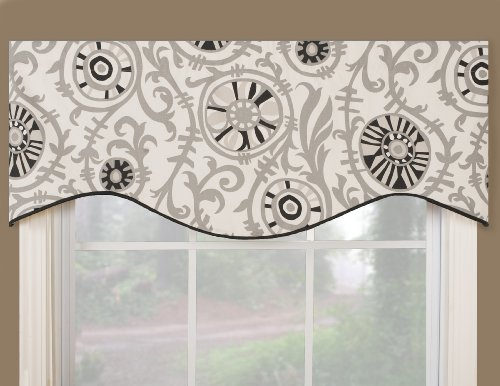Victor Mill - Victor Mill Soho Shaped Valance
