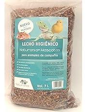 Naturonia Lecho Higiénico de Corcho Natural - 7 l