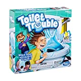 pie in the face - Hasbro Games Toilet Trouble