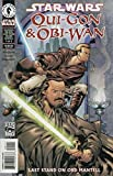Star Wars: Qui-Gon & Obi-Wan - Last Stand On Ord Mantell #1 (Bachs Cover, 1 of 3)