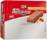 MET RX Protein Plus Bars, Chocolate Roasted Peanut, 9ct Review