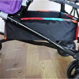 CH Baby Stroller Pram Bottom Basket Pushchair Buggy Shopping Storage Case Organizer