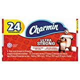 Charmin 99016 Ultra Strong Bathroom Tissue, 2-Ply, 4