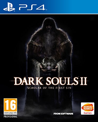 Namco Bandai Dark Souls Ii: Scholar Of The First Sin (Ps4)