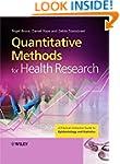 Quantitative Methods for Health Resea...